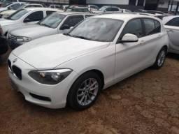 BMW  116i 1.6 16V TURBO GASOLINA 4P 2014 - 2015