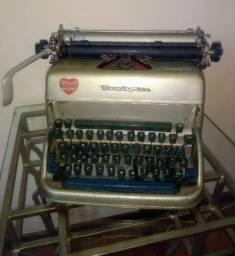 Máquina de datilografia antiga original Remington