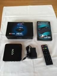 Faça sua tv comum uma Smartv com o TV box