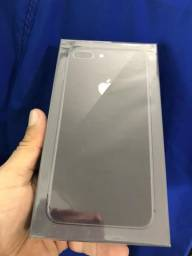 Apple iPhone 8 Plus 256gb Gray c/ Nota fiscal e Garantia