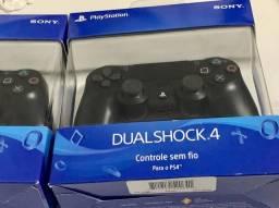 Controle DualShock 4 - PS4 - Garantia 1 ano, Nota fiscal, Lacrado, Joystick Original