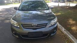 Corolla gli 2011 Automático cinza - 2011