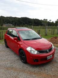 Nissan tiida 2012 completo - 2012