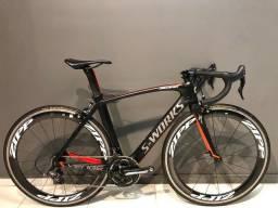 Bicicleta Specialized S-works Mclaren semi nova