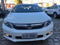 Honda Civic 1.8 Lxs 16v - 2014
