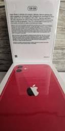 IPHONE 11 Vermelho Preto Lilás Disponível