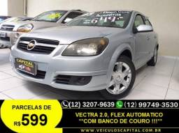 CHEVROLET VECTRA ELEGANCE 2.0 8v(FLEXPOWER) (Aut.) 4p  2009 - 2009