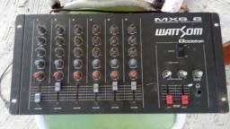 Mesa de som Wattson MX8