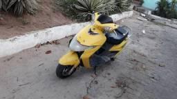Suzuki burgman 125 cc - 2010