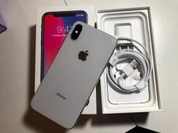 IPhone X 64GB IMPECÁVEL