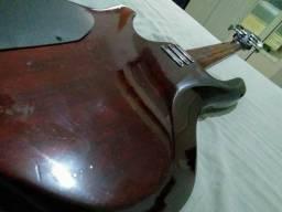 Baixo Marinho guitars saymour Duncan EMG