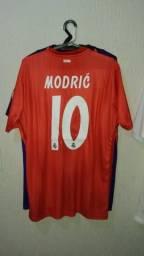 Camisa Real Madrid Terceiro Modelo Temporada 18 19 Modric´10 tamanho G  pronta entrega f9e82d97a5e87