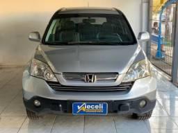 Honda Cr-v exl 2.0 4x4 2009, top de linha, único dono + teto solar - 2009