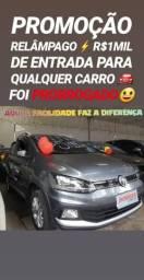 Muito FÁCIL! R$1MIL DE ENTRADA(CROSSFOX 1.6 2015) SHOWROOM AUTOMÓVEIS - 2015