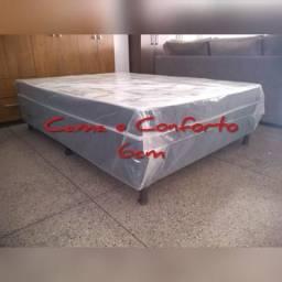 Entrega Grátis, Cama Box a partir de $279,90, Direto da Fábrica!!!
