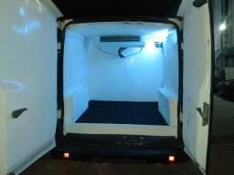 Isolamento e refrigeração de baú Fiorino Doblo Kangoo