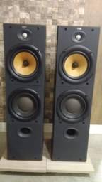 Caixas Acústicas B&w 603-s2. Bowers & Wilkins. 53-984-04-12-04
