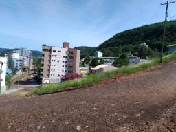 Terreno de esquina c/ vista para o lago - Balneário de Marcelino Ramos