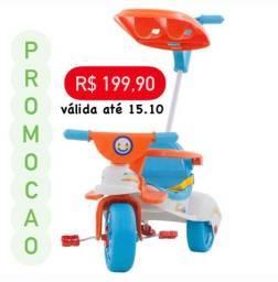 Triciclos NOVOS ATÉ 30 KG ÚLTIMAS UNIDADES