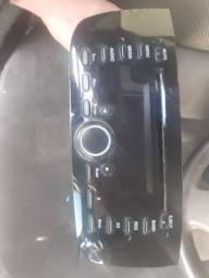Rádio original Fiat Linea 2016 bluetooth e usb