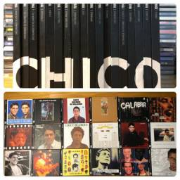 Lote de CD's - Iron Mainden, Pearl Jam, Deep Purple, Chico Buarque, Legião Urbana