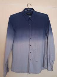 Camisa Ellus Manga Longa - Tamanho G