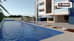 Apartamento com 3 suítes plenas à venda, 126 m² por R$ 518.700,00 - Plano Diretor Sul - Pa