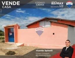 Casa com 1 dormitório à venda, 300 m² por R$ 80.000,00 - Casserengue - Casserengue/PB