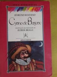 Cyrano Betgerac - Edmond Rostand, por Rubem Braga