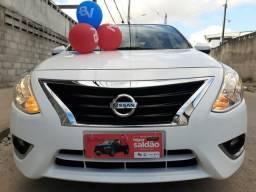 Compre seu veículo sem sair de casa !!! nissan versa sl 1.6 2017 *lindíssimo - 2017