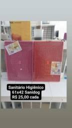 Sanitário Higiênico Sanidog 61x42