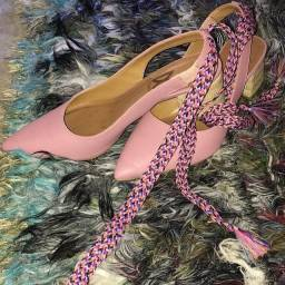 Sapato Di Cristalli