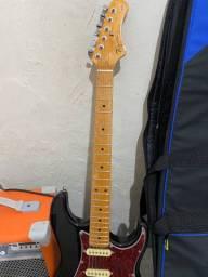 Vendo Guitarra, caixa , pedal