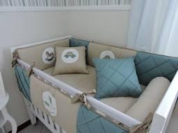 Kit berço / quarto bebê