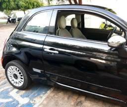 Fiat 500 estado de novo!