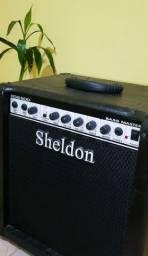 Amplificador Sheldon BSS 500 Bass Master.
