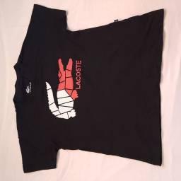 Camisas básicas tamanho M