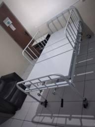 Cama hospitalar ( sem o colchão )