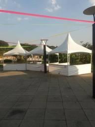 Aluguel  de Tendas e barracas