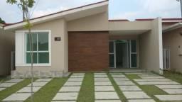 Casa de 134m² 3suites em Condomínio-Flores  R$ 790.000,00