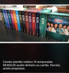 Diversos combos de dvds