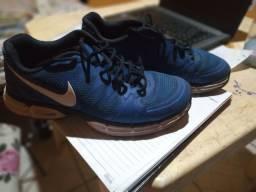Tênis original Nike azul por apenas r$ 80