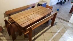 Mesa para Churrasco 1.80 x 80