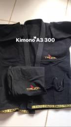Kimono jiu-jítsu adulto e infantil