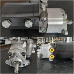 Bomba Hidráulica Trator Mf275 4x4