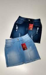 Fábrica de Bermuda, saias e schort  jeans