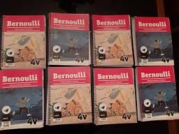 8 Apostilas Bernoulli 4v