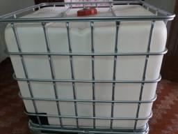 Conteiner Gradeado 1000 litros