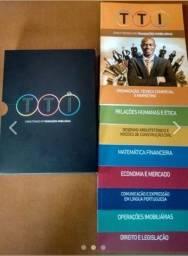 Livros de Curso Técnico de Transações Imobiliárias
