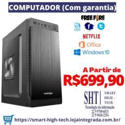 Computador novo (Com garantia)